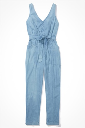 AE Button-Up Jumpsuit