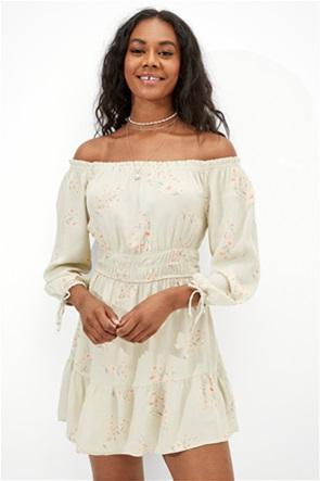 AE Off-The-Shoulder Mini Dress