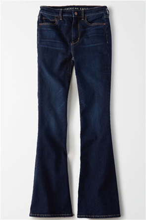 Super High-Waisted Flare Jean