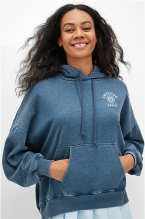 AE Forever Slouchy Graphic Hoodie