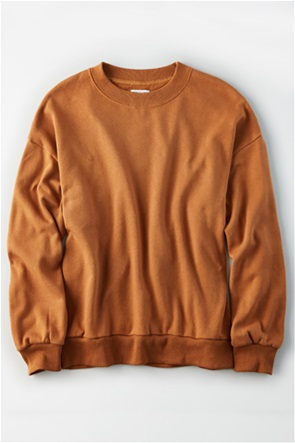 AE Drop Shoulder Crew Neck Sweatshirt