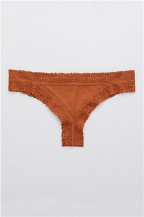 Aerie Sunnie Thong Underwear