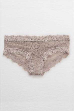 Aerie Eyelash Lace Cheeky Underwear