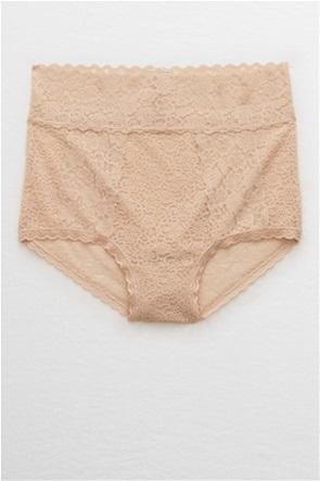 Aerie Lace High Waisted Boybrief Underwear