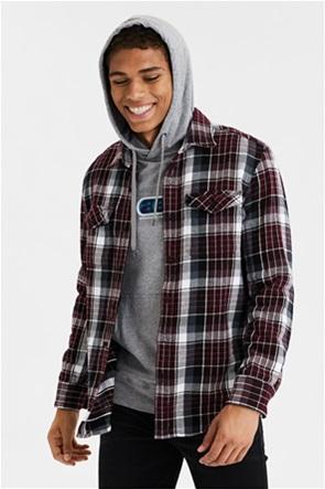 AE Seriously Soft Heavyweight Flannel Shirt