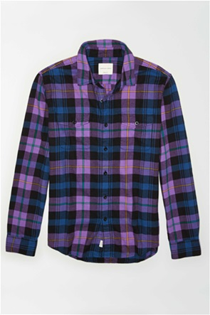 AE Seriously Soft Flannel Shirt