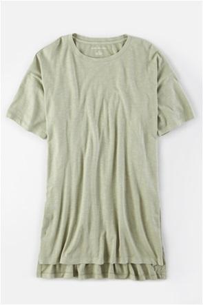 AE Crew Neck Tunic T-Shirt