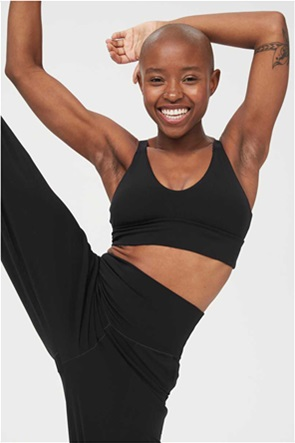 OFFLINE Real Me Ballet Back Sports Bra