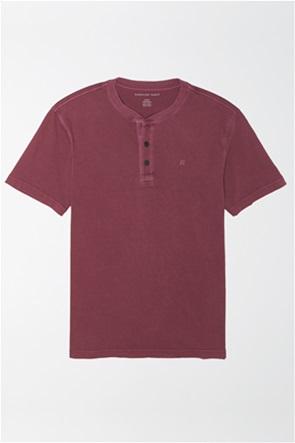 AE Super Soft Icon Henley T-Shirt