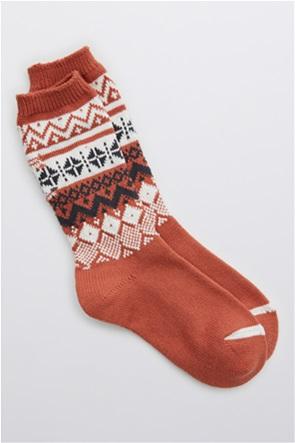 Aerie Fairisle Socks