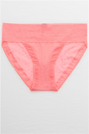 Aerie POP! Lace Bikini Underwear