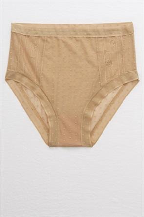 Aerie POP! Lace High Waisted Bikini Underwear