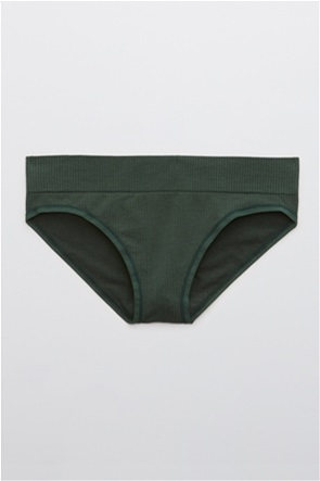 Aerie Ribbed Seamless Bikini Underwear