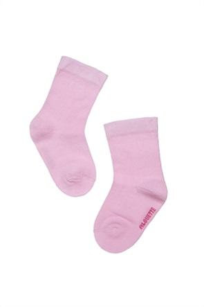 Alouette βρεφικές κάλτσες με λογότυπο στην πλέξη (6-24 μηνών)
