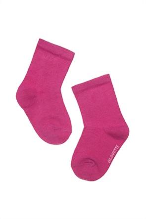 Alouette βρεφικές κάλτσες με λογότυπο στην πλέξη (4-12 ετών)