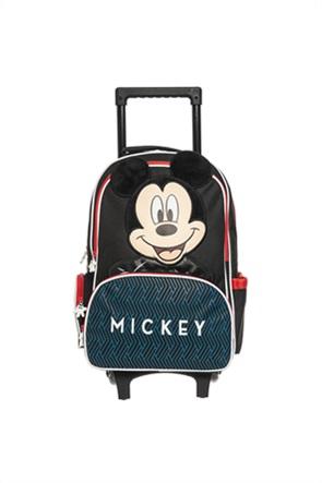 "Alouette παιδικό σακίδιο πλάτης τρόλεΪ ""Disney Mickey Mouse"""