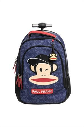"""Alouette παιδικό σακίδιο πλάτης τρόλεϊ """"Paul Frank"""""""