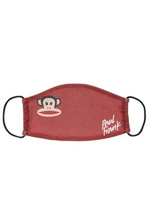 """Alouette παιδική υφασμάτινη μάσκα προστασίας """"Paul Frank"""" (7-16 ετών)"""