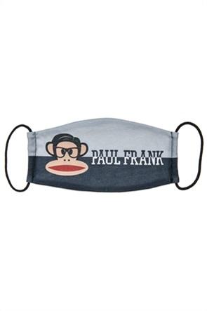 """Alouette παιδική υφασμάτινη μάσκα προστασίας """"Paul Frank"""" (3-6 ετών)"""