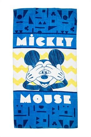 "Alouette παιδική πετσέτα θαλάσσης ""Disney Mickey Mouse"" 70 x140 cm"