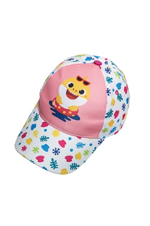 "Alouette παιδικό καπέλο jockey ""Baby Shark"" (2-5 ετών)"