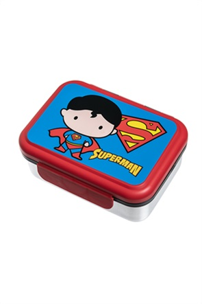 "Alouette παιδικό δοχείο φαγητού ""Superman"""