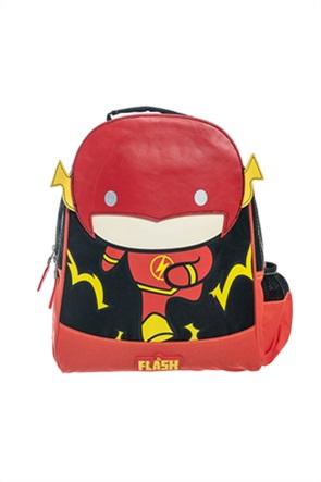 "Alouette παιδικό σακίδιο πλάτης με patch ""Justice League Flash"""