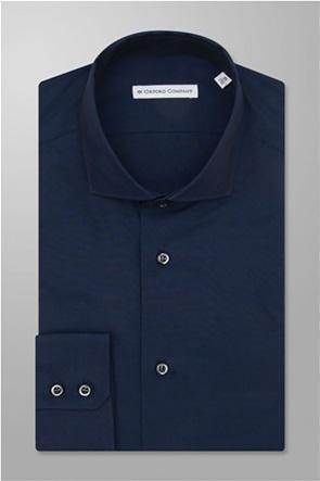"Oxford Company ανδρικό πουκάμισο μονόχρωμο ""Roxy"""