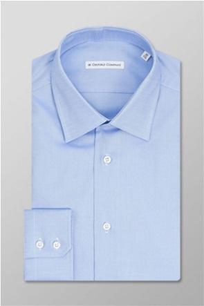 "Oxford Company ανδρικό πουκάμισο μονόχρωμο ""City"""