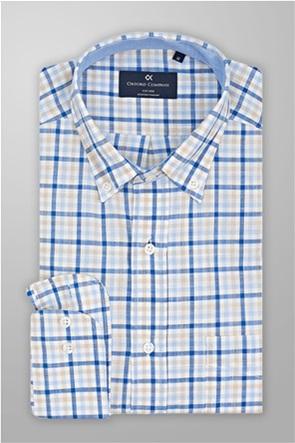 Oxford Company ανδρικό sport πουκάμισο button down Regular Fit