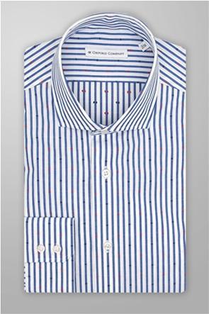 Oxford Company ανδρικό classic  πουκάμισο Slim Fit Roxy