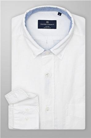 "Oxford Company ανδρικό πουκάμισο με τσέπη στο στήθος ""Sport"""