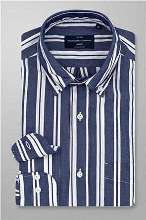 Oxford Company ανδρικό πουκάμισο ριγέ