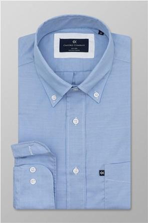 Oxford Company ανδρικό πουκάμισο με τσέπη στο στήθος Regular Fit