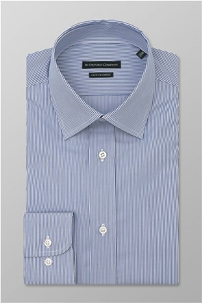 "Oxford Company ανδρικό πουκάμισο με ριγέ σχέδιο ""City"""