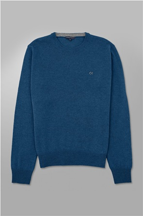 Oxford Company ανδρικό πουλόβερ με κεντημένο λογότυπο