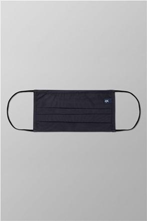 Oxford Company μάσκα προστασίας μονόχρωμη