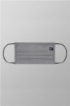 Oxford Company ανδρική μάσκα προστασίας μονόχρωμη