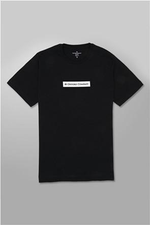 Oxford Company ανδρικό T-shirt με letter print