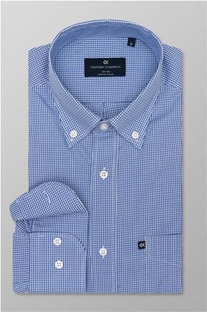 Oxford Company ανδρικό πουκάμισο με καρό σχέδιο Regular Fit