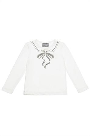 Alouette παιδική μπλούζα με glitter (2-5 ετών)