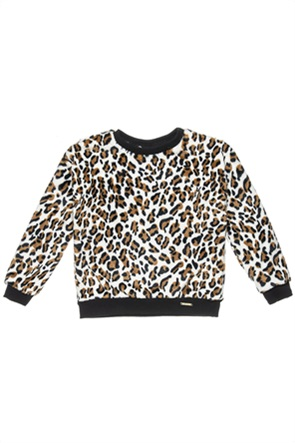 Alouette παιδική μπλούζα με animal print (6-14 ετών)