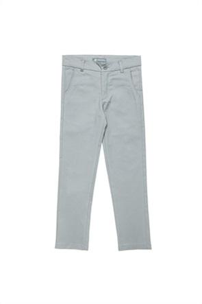 Alouette παιδικό chino παντελόνι μονόχρωμο (6-16 ετών)