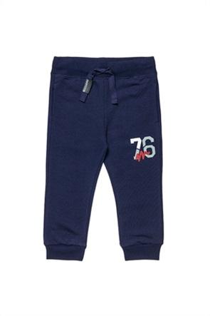 "Alouette παιδικό παντελόνι φόρμας με number print ""Moovers"" (12 μηνών-5 ετών)"