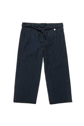 Alouette παιδικό παντελόνι ριγέ με ζωνάκι (6-14 ετών)