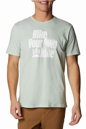 Columbia ανδρικό T-shirt με graphic print ''Alpine Way™''