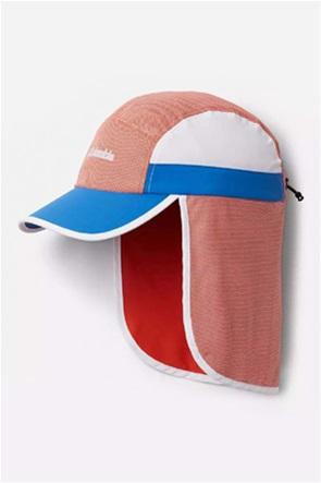 Columbia unisex καπέλο με κεντημένο logo ''Sun Deflector™ II''