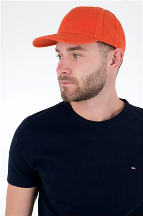 Camel Active ανδρικό καπέλο jockey με κεντημένο λογότυπο