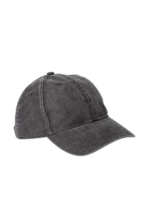Camel Active ανδρικό καπέλο jockey λινό