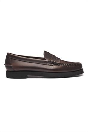 "Sebago® ανδρικά penny loafers δερμάτινα ""Dan Waxy Polaris"""